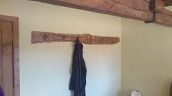 Very rustic coat-hanger