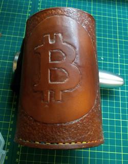 Bitcoin Tankard