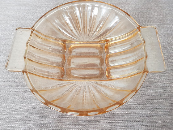French Glass Bowl
