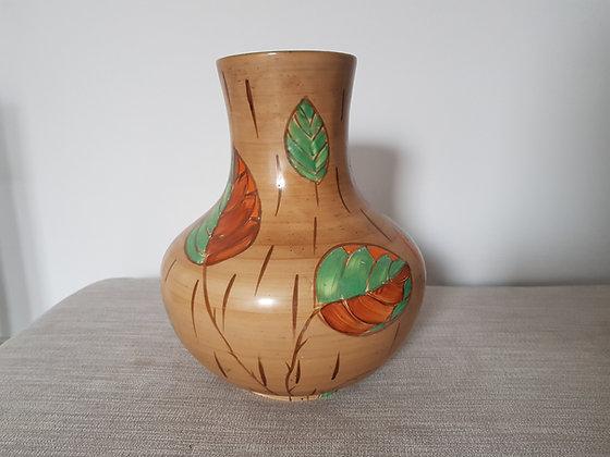 Myott Leaf Vase