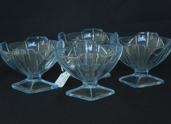 Sowerby Set of 4 Sundae Dishes