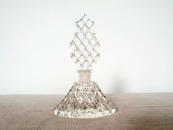 Diamond Perfume Bottle
