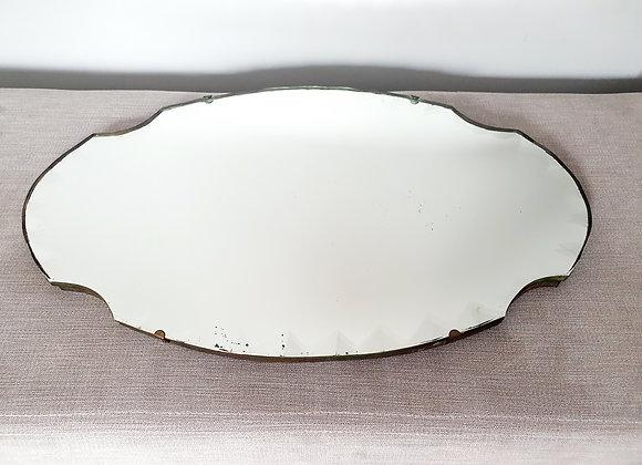 Bevelled Triangled Edge Mirror