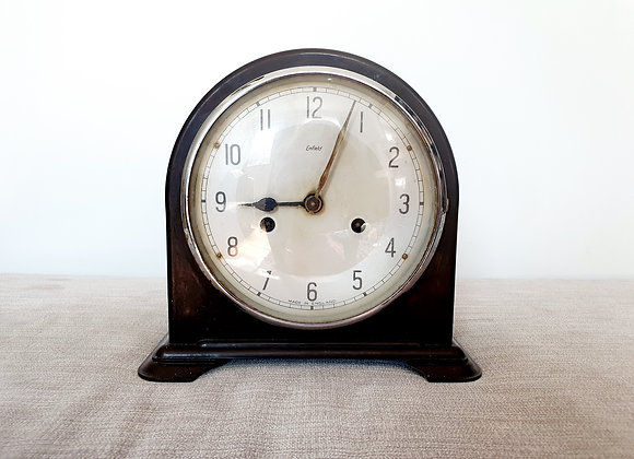 Art Deco Smiths Enfield Bakelite Clock