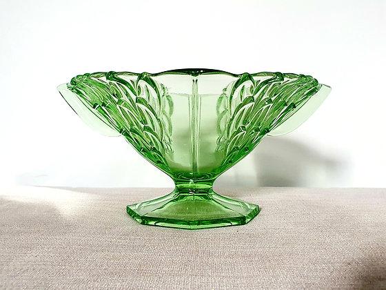 Stölzle Uranium Glass Bowl