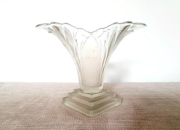 Walther & Sohne Clear Greta Vase