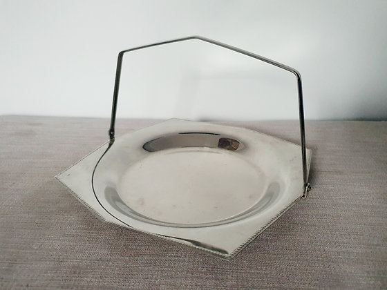 Old Hall Stainless Steel Serving Plate