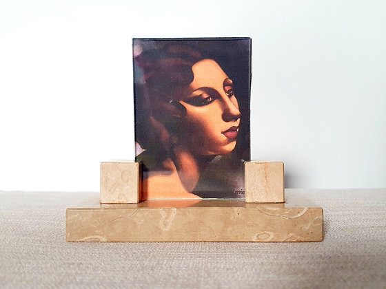 Small Marble Photo Frame
