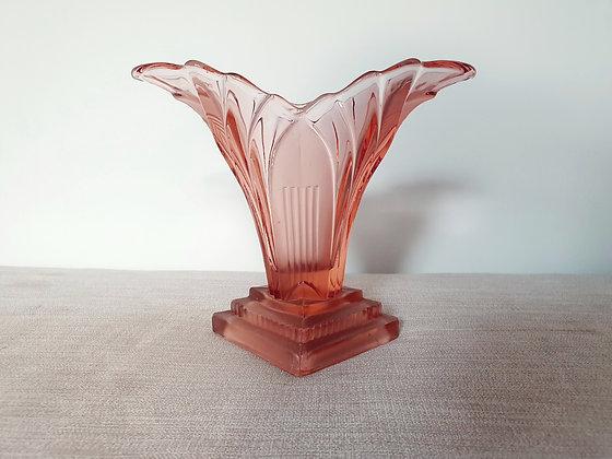 Walther & Sohne Pink Greta Vase