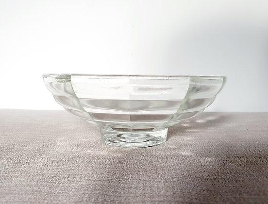 Clear Glass Dish