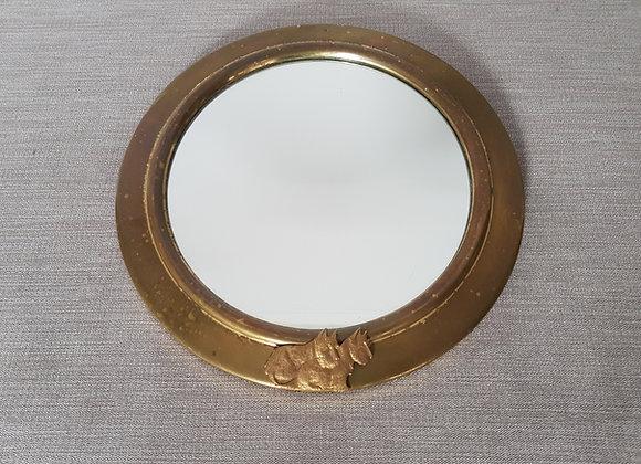 Scottie Dog Mirror