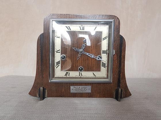 Enfield London Transport Westminster Chime Mantle Clock