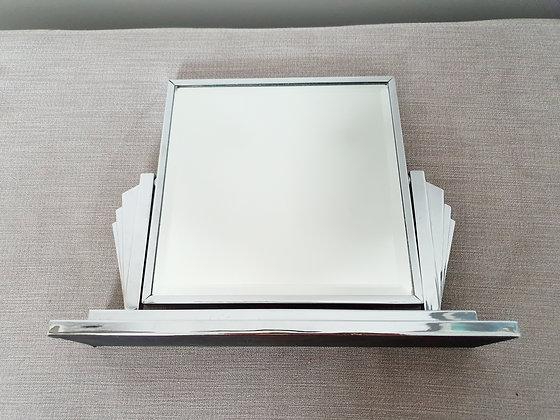 Freestanding Art Deco Style Mirror