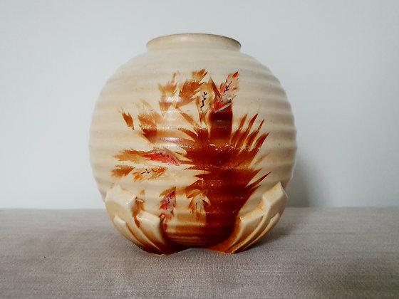Ceramic Handpainted Pandora Vase