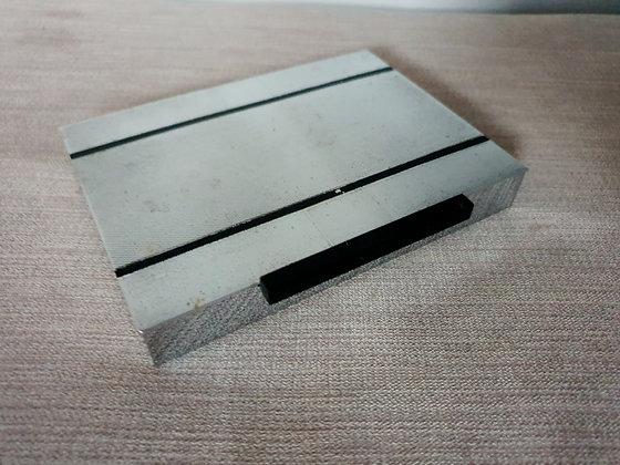 Chrome & Enamel Box