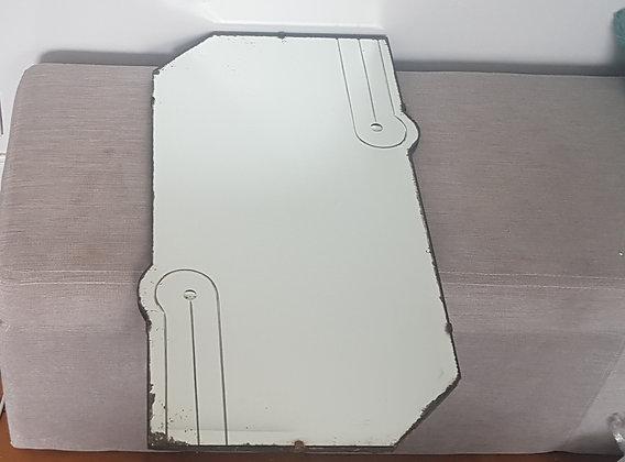 Vertical Bevelled Edge Mirror