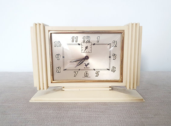 Blangy Cream Bakelite Clock