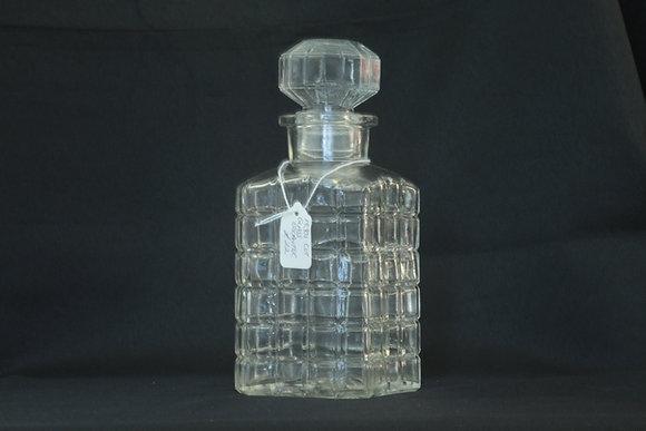 1930s Cut Glass Decanter