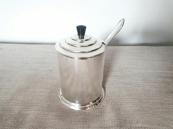 Art Deco Preserve Pot