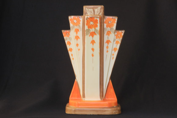 Myott Pyramid Vase