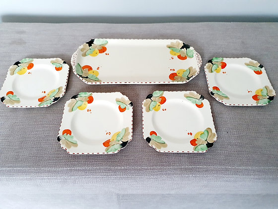 Anchor Ware Sandwich Set