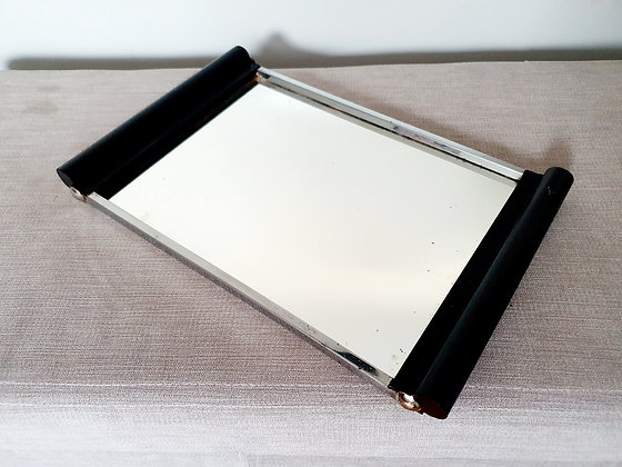 Mirrored Cocktail Tray