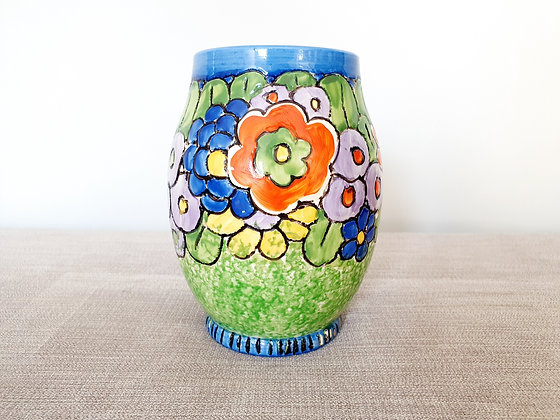 Crown Ducal Floral Vase