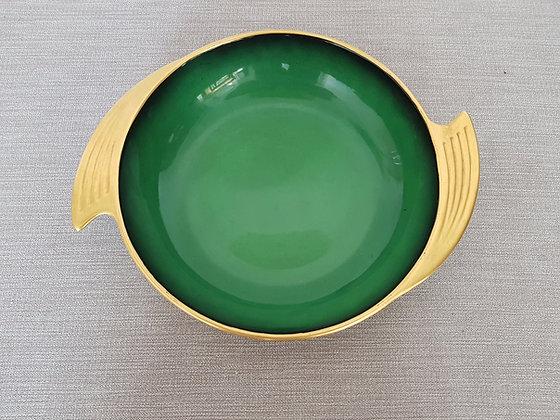 Carltonware Vert Royale Dish