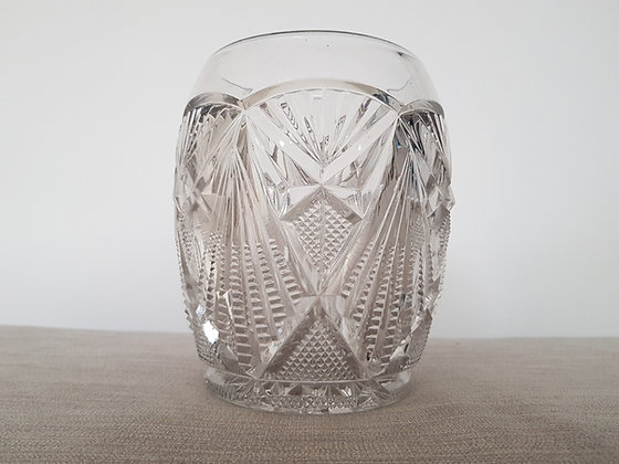 Glass Wine Cooler / Ice Bucket