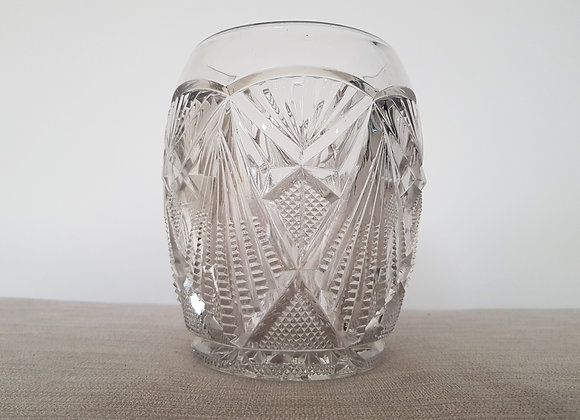 Glass Wine Cooler / Ice Bucket