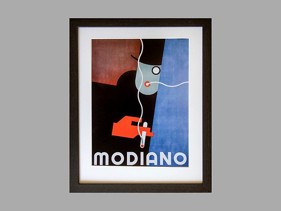 Modiano Róbert Berény Framed Print