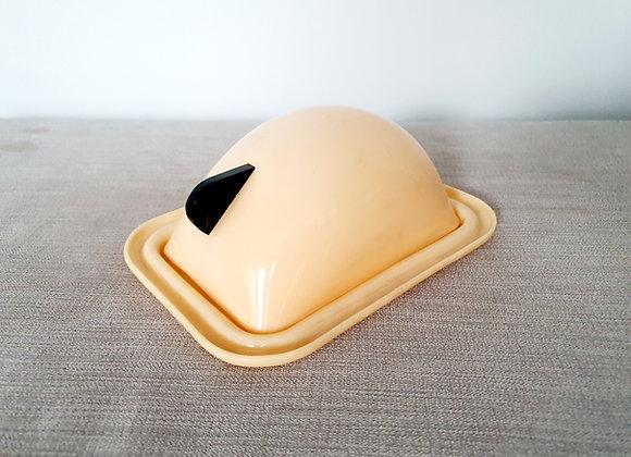 Peach Butter Dish
