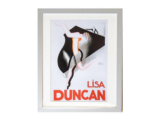 Lisa Duncan Paul Colin Framed Print