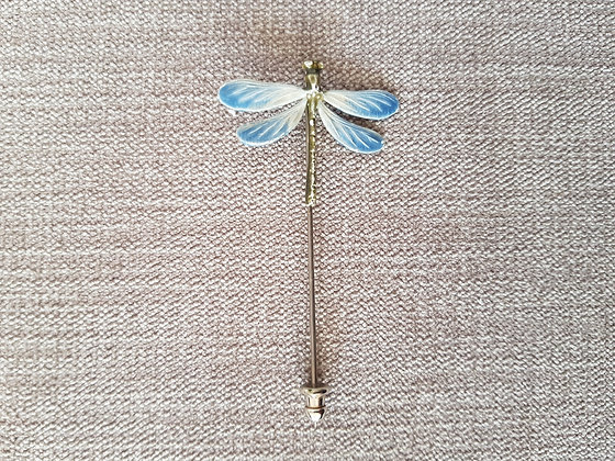 Dragonfly Stick Pin