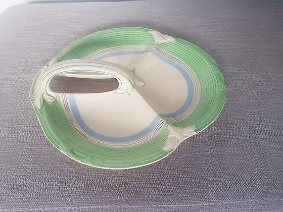 Newhall Nirvana Trefoil Serving Plate