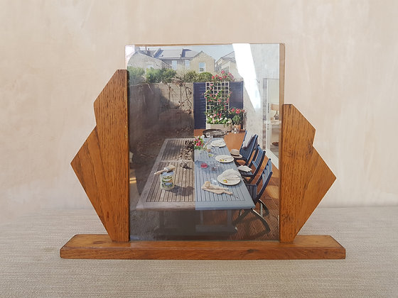 Large Wooden Photo Frame