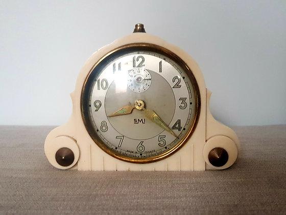 French SMI Bakelite Clock