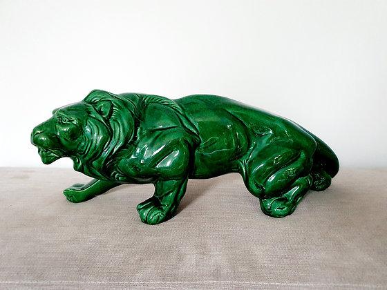 Sainte Radegonde Green Lion