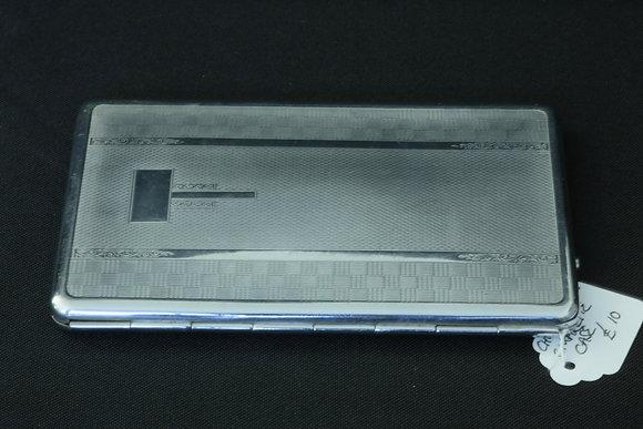 Chrome Plated Card Case