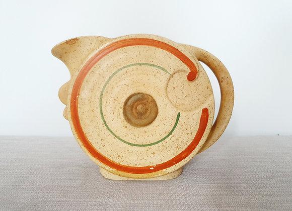 Circular Ceramic Jug