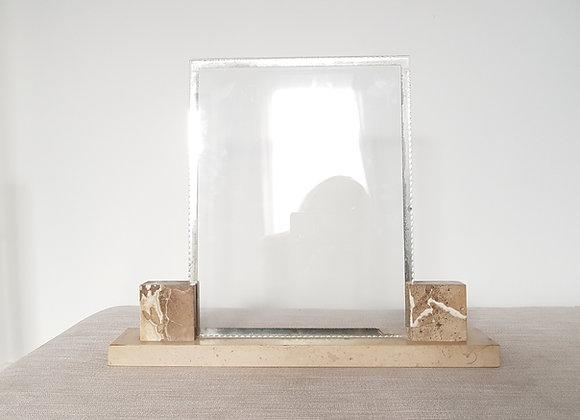 Large Marble Photo Frame