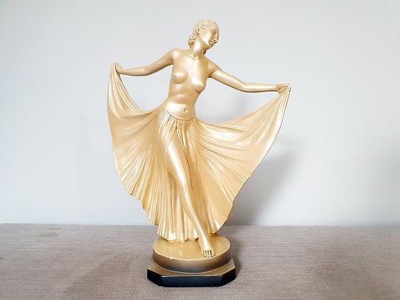 Leonardi Gold Rhapsody Figure