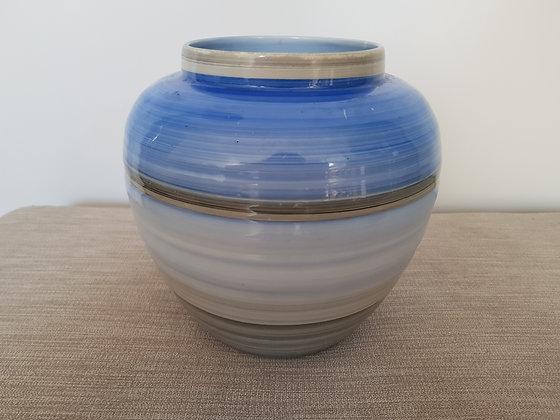 Large Shelley Vase / Ginger Jar