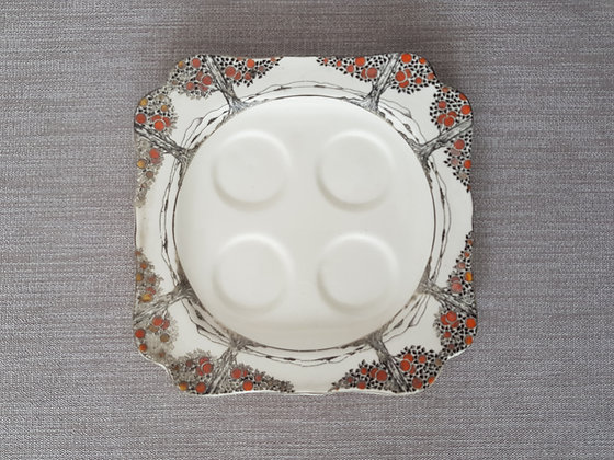 Crown Ducal Orange Tree Egg Cup Tray