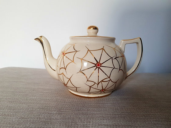 Arthur Wood Spider Web Teapot