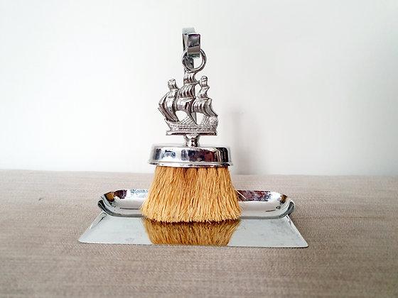 Ship Crumb Tray & Brush Set