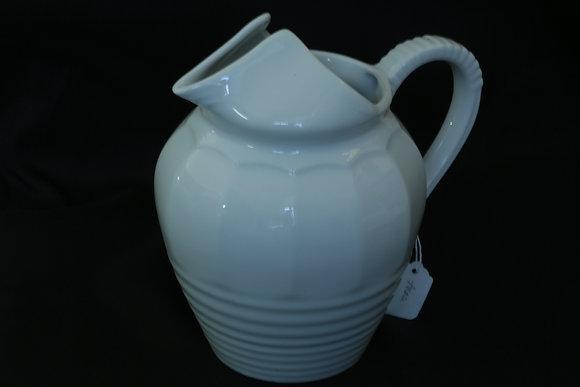 White Ceramic Jug