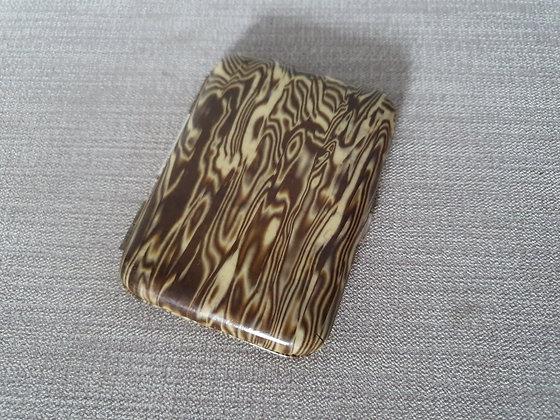 Bakelite Veneer Card Case