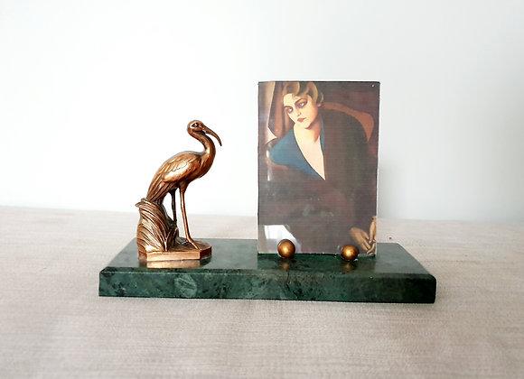 Ibis Marble Photo Frame