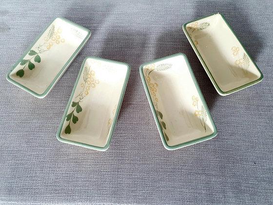 Grays Pottery Rectangular Dishes